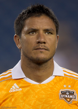 Brian Ching of the Houston Dynamo