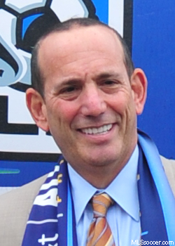 Don Garber - Commissioner of MLS