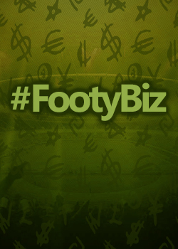 #FootyBiz - column on international football business, soccer marketing and finance.