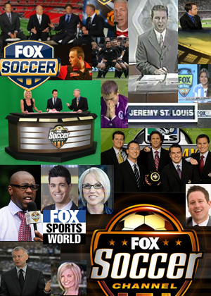 Fox Soccer Channel , FSC -- Mike Firpo/Soccer Newsday