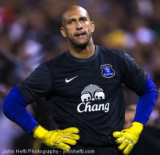 John Hefti Photography - Tim Howard, Everton, EPL, BPL, Americans Overseas