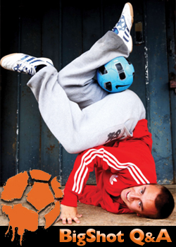 Kevin Tasker - Managing Director of StreetWise Soccer