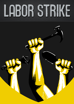 Labor Strike – column on Columbus Crew & the Columbus, Ohio soccer scene.