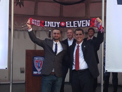 Checkered Flags – column on Indy NASL (Indy FC) & the Indianapolis soccer scene.