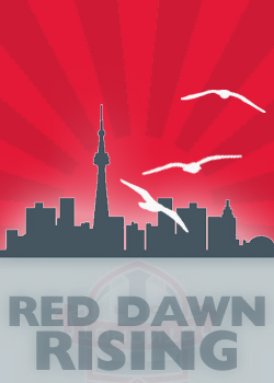 Red Dawn Rising - column on Toronto FC (TFC) & the Toronto Ontario soccer scene
