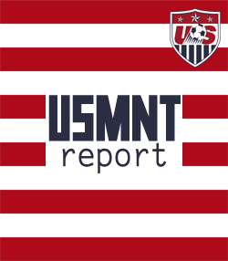 USMNT Report - coverage of the United States Men's National Team